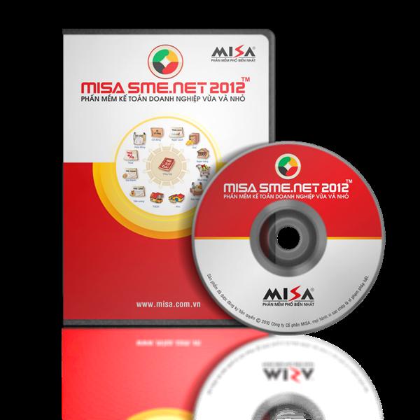 MISA SME.NET 2012 R5 full - Phần mềm kế toán