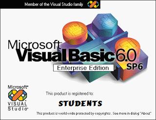 Visual Basic 6.0 Enterprise Portable – Phần mềm lập trình Windows