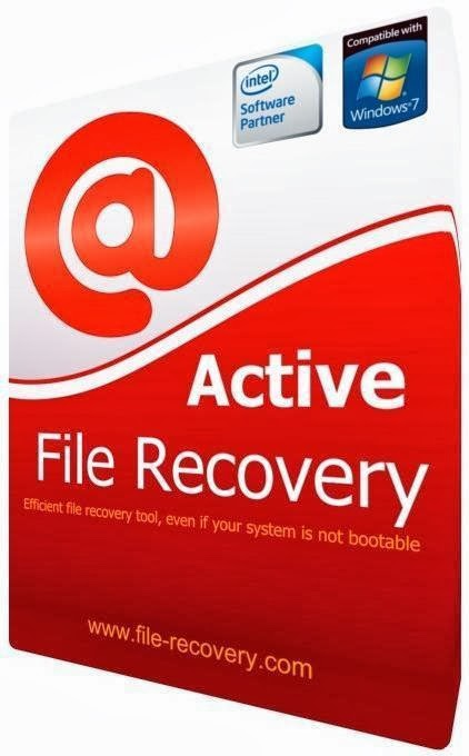 Active File Recovery Professional 14.5.0 + Serial