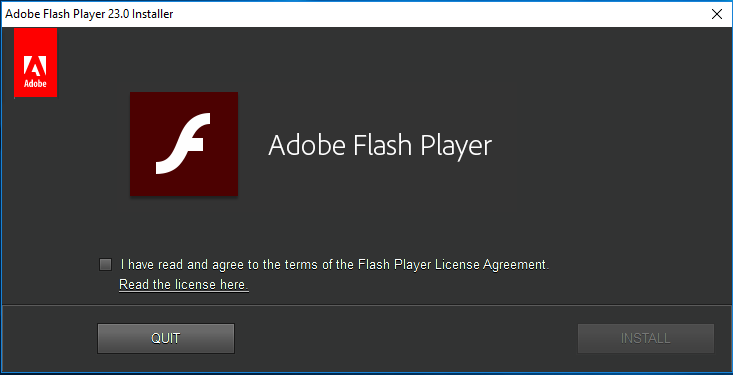 Tải Adobe Flash Player Beta 23.0.0.211 Full