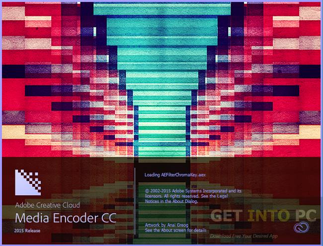 [Download] Adobe Media Encoder CC 2015 Full Crack