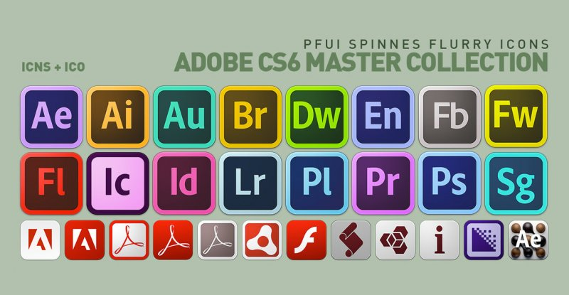 Adobe CS6 Master Collection Full Crack - file ISO