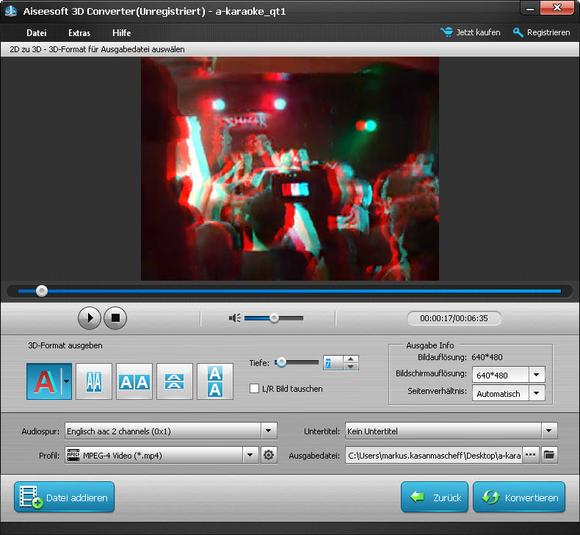 Phần mềm Aiseesoft 3D Converter 6.3.76 Full