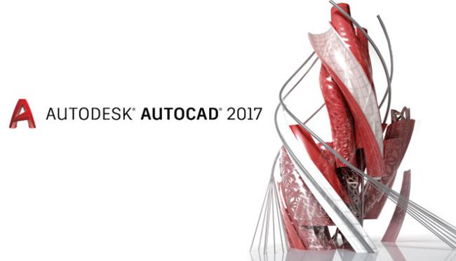Phần mềm AutoCAD 2017 Full Crack + Key