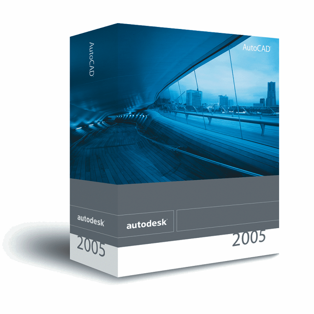 AutoCAD 2005 Full Crack cho Nova, HS, TOPO