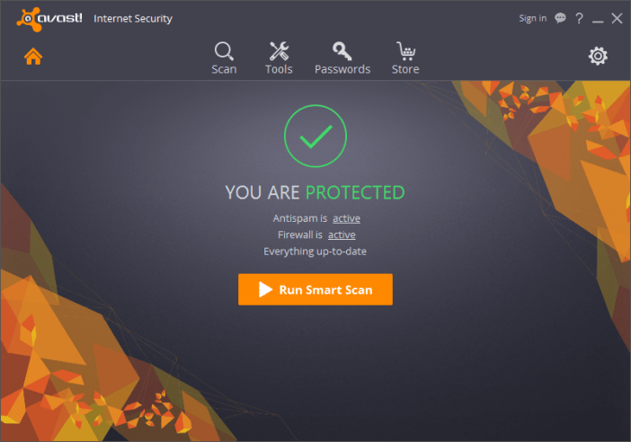 Avast Internet Security 2016 v12.1.3076 +  License