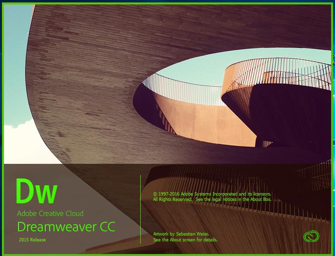 Phần mềm Adobe Dreamweaver CC 2015 16.1.3 Portable