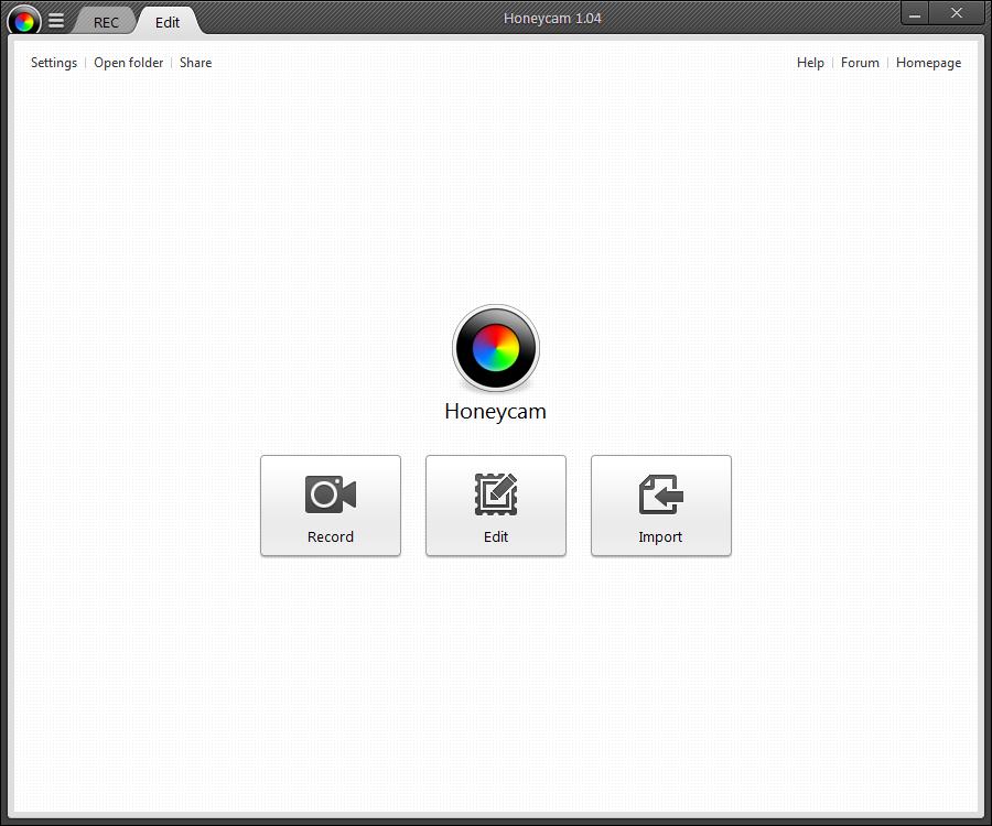 Bandisoft Honeycam 1.04 Full - Tạo ảnh động GIF