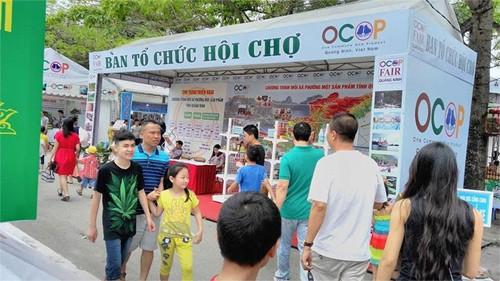 Nông sản Quảng Ninh 'thức giấc' nhờ OCOP