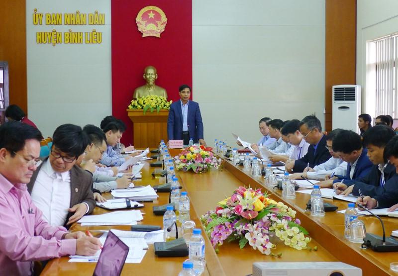 Bình Liêu, Quảng Ninh: Di dân tránh hiểm họa thiên tai