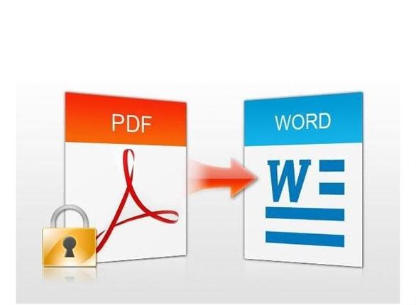 Cách chuyển tập tin PDF sang Word không bị lỗi tiếng Việt