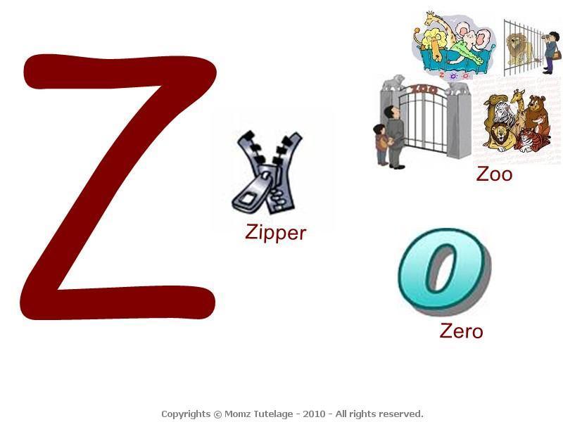 Cách phát âm chữ z trong tiếng anh đúng