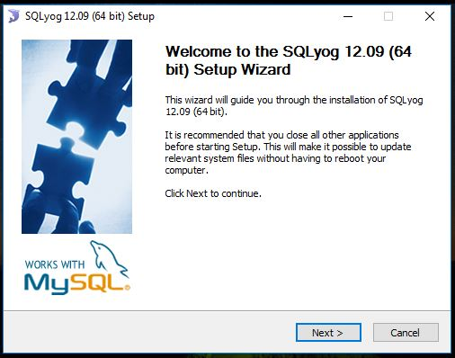 Phần mềm SQLyog V12.09 x32/x64 Full Crack