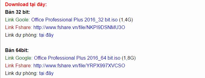 Thông báo về tình trạng download phần mềm trên forum