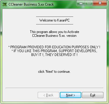 Phần mềm Dọn rác máy tính - CCleaner 5.10.5373 Full Crack