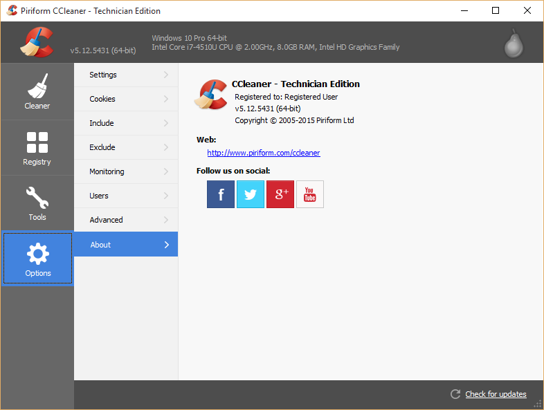 [Download] Phần mềm CCleaner Portable