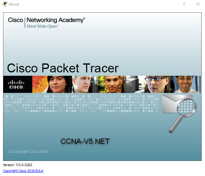 Cisco Packet Tracer 7.0 32bit & 64bit for Windows