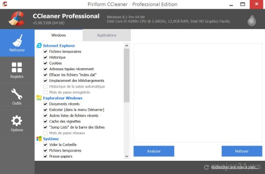 CCleaner Professional v5.12.5431 full crack