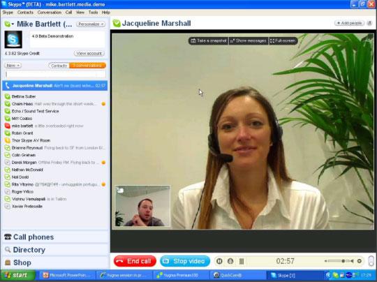 Skype 7.36.0.101 - Chat, gọi điện miễn phí mới nhất trên PC