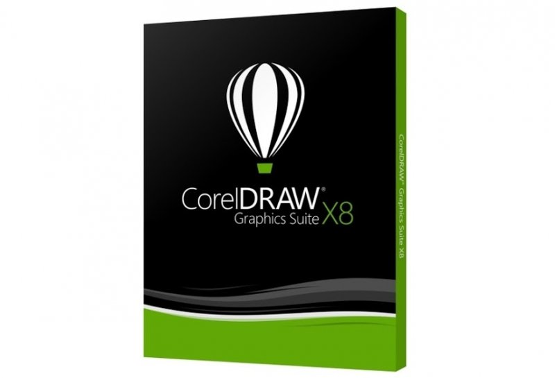Phần mềm đồ họa Corel Draw X8 x32/x64 Full