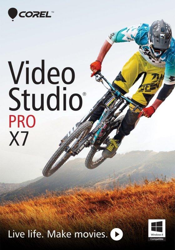 Corel VideoStudio Pro X7 (x32/x64) Full