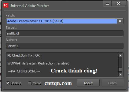 Dreamweaver CC 2014 x64 Full Crack