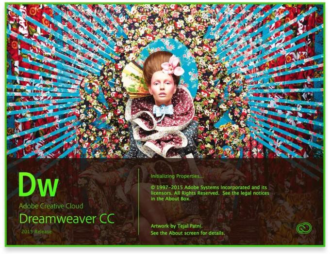 Download Dreamweaver CC 2015