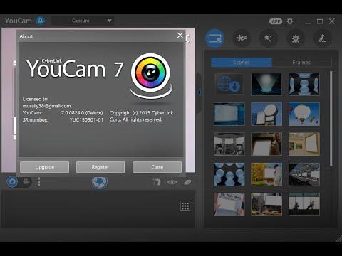 [Download] CyberLink YouCam 7.0.0623.0 Deluxe Full Crack