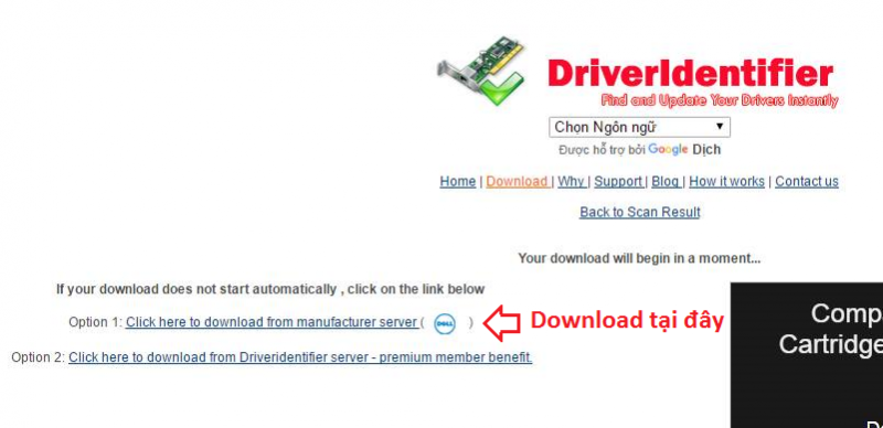 driver online driveridentifier