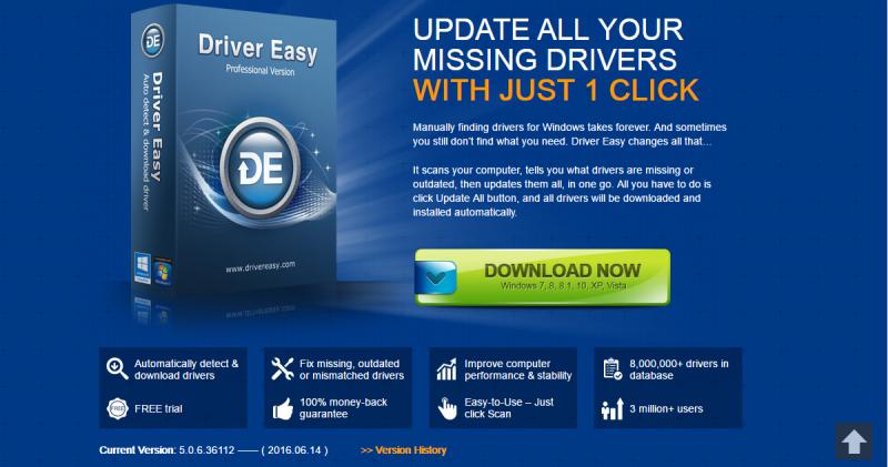Driver Easy 5.0.6 Professional + key bản quyền 1 năm