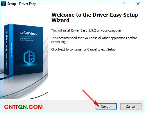 [Download] Phần mềm DriverEasy 5.5.2 PRO + Crack