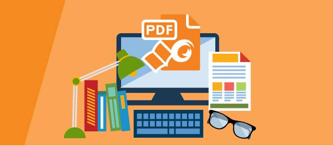 Foxit Reader 8.1.1.1115 - Phần mềm đọc và in file PDF