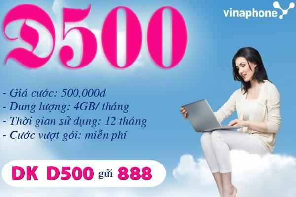 Dùng tẹt ga 3G chỉ mất 40k/tháng - Vinaphone