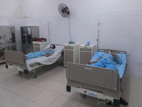Quảng Ninh nổ mìn dưới hầm lò 14 công nhân bị thương
