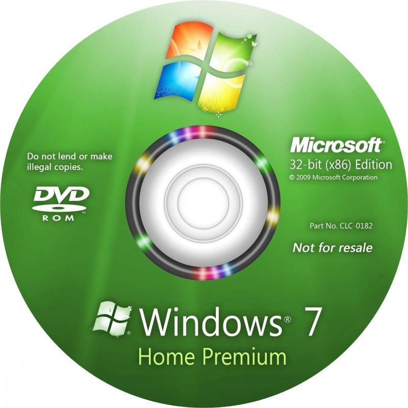 [Download] Windows 7 Home Premium SP1 x32/x64 bản gốc