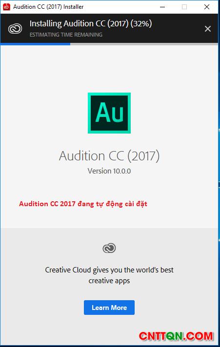 Adobe Audition CC 2017 Full Crack - Phần mềm xử lý âm thanh