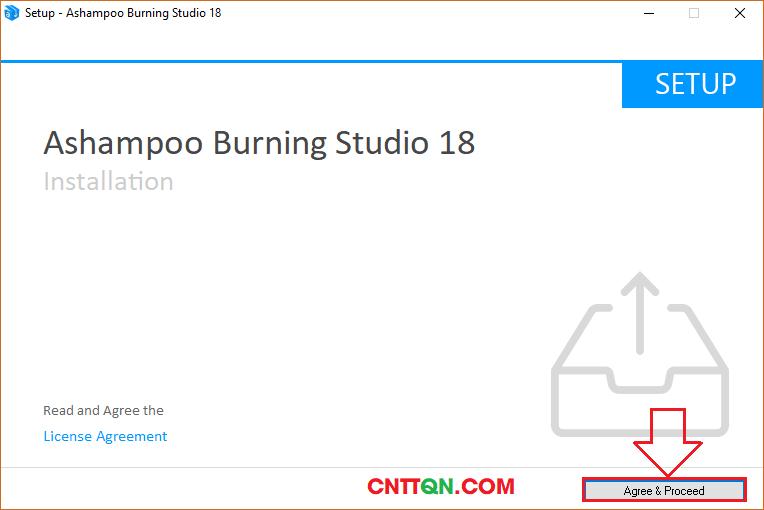Ashampoo Burning Studio 18.0.5 Full - Phần mềm ghi đĩa chuyên nghiệp