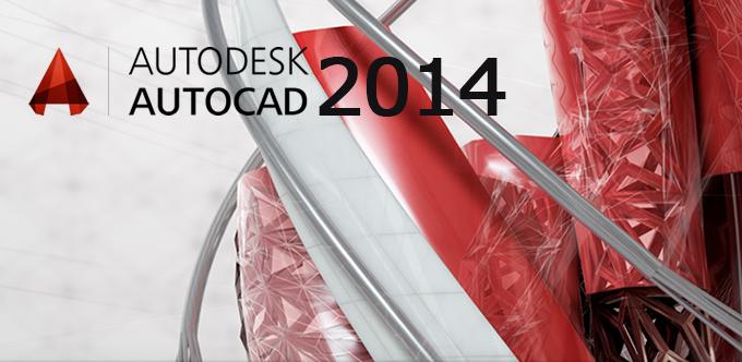 Phần mềm AutoCad 2014 x32/x64 Full Crack + Key