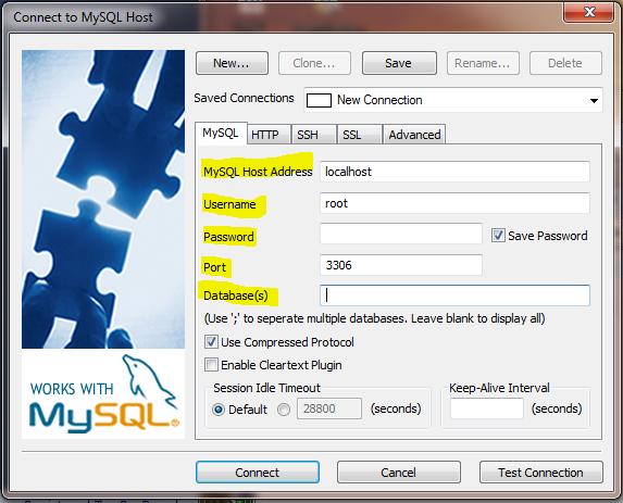 Hướng dẫn cài đặt SQLyog để quản trị MySQL