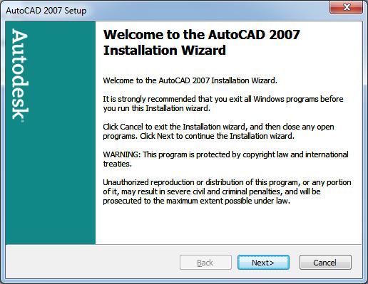 AutoCad 2007 Full Crack Link Google Drive, AutoCad 2007 Full Crack
