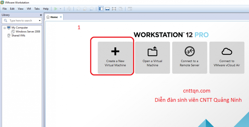 Hướng dẫn cài Windows 7 Ultimate trên VMWare 12.5