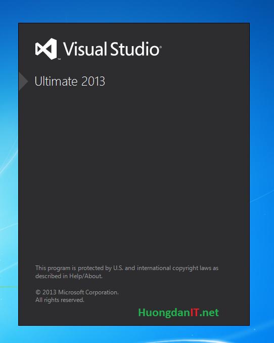 Hướng dẫn sử dụng phần mềm Visual Studio 2013