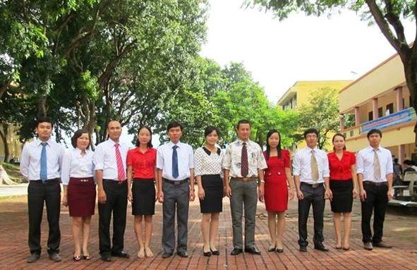 Khoa CNTT - trường Đại Học Công Nghiệp Quảng Ninh