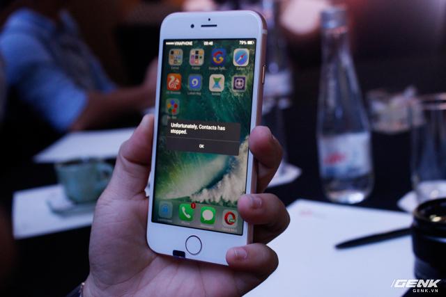 Cách phân biệt Iphone 7 thật hay giả như thế nào?