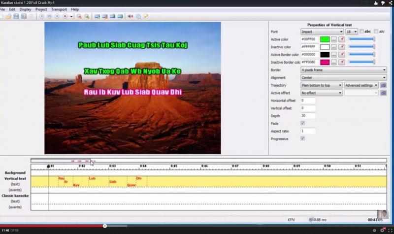 Karafun Studio 1.20 Full – Phần mềm làm karaoke đơn giản