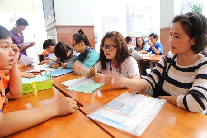 BẢNG PHÂN CHIA KHU VỰC TUYỂN SINH NĂM 2016 - Quảng Ninh