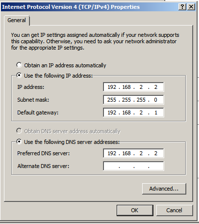 Cài đặt và cấu hình DHCP trên windows server 2008