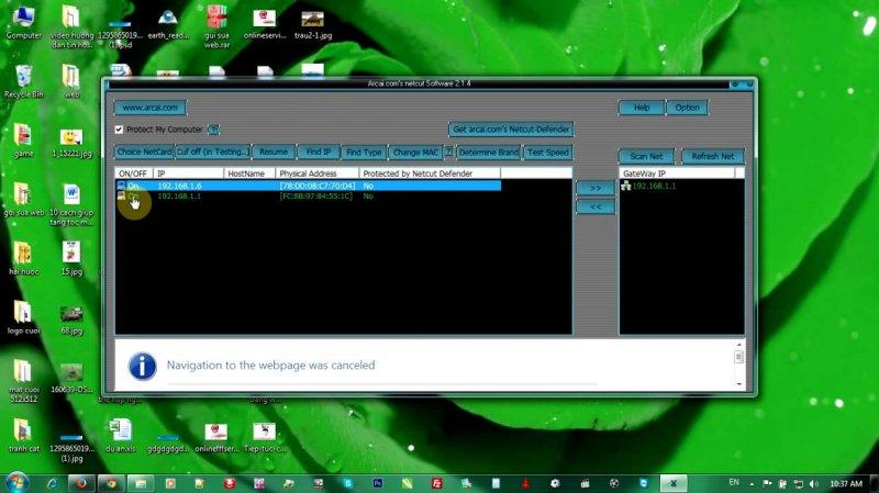Download phần mềm NetCut 2.1.4 và Anti NetCut Full