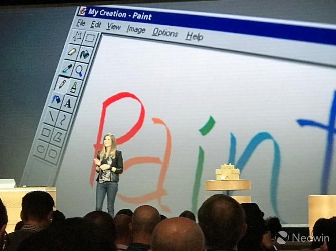 Microsoft chính thức công bố ứng dụng Paint 3D