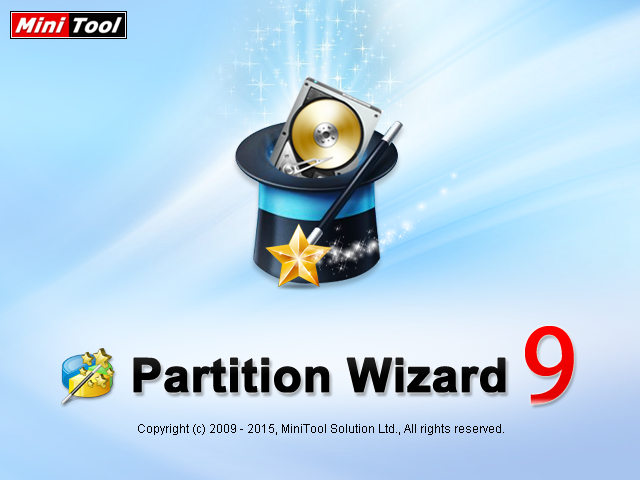 MiniTool Partition Wizard Server Edition 9